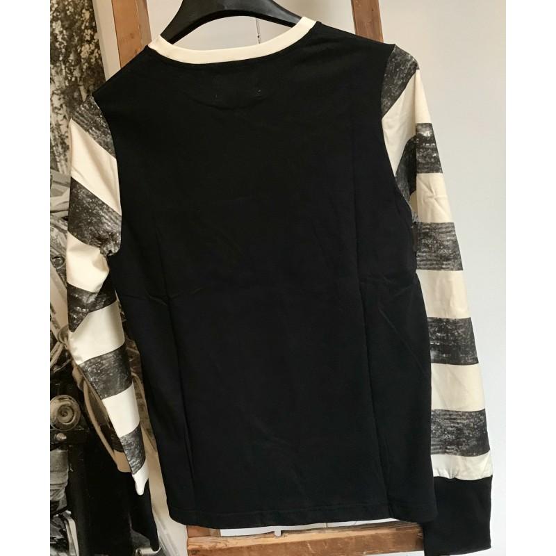 "Fuel t-shirt ""Stripes"" long sleeve"