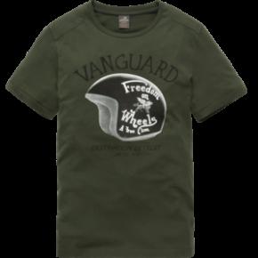 Vanguard helm t-shirt