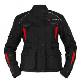 Jopa Omega V2 jas zwart/rood