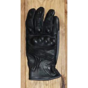 Cool Garage Caferacer zwart motor handschoenen