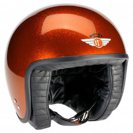 Davida jet Cosmic flake orange