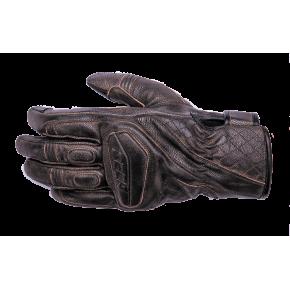 Seca handschoen Vintage brown
