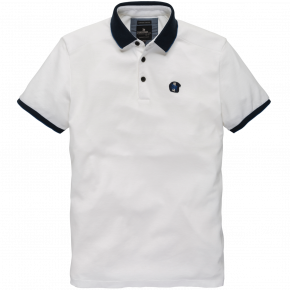 Vanguard helm polo shirt