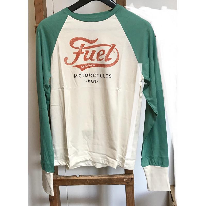 "Fuel t-shirt ""Logo"" long sleeve"