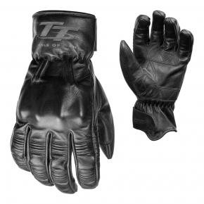 RST Hillberry CE Leren Handschoenen Zwart
