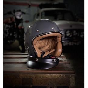 Cool Garage Jet helm grijs gloss
