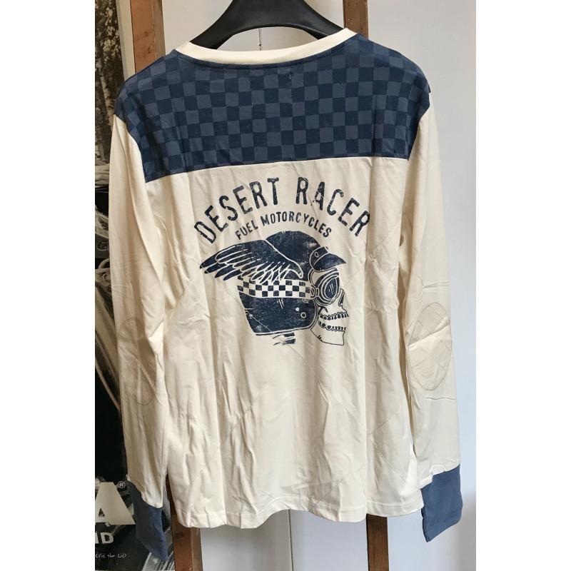 """Fuel t-shirt """"Desert"""" long sleeve"""