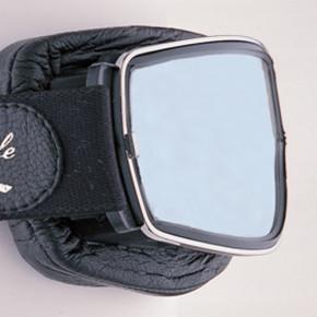 Pilot lense T1/T2/T3 silver mirror