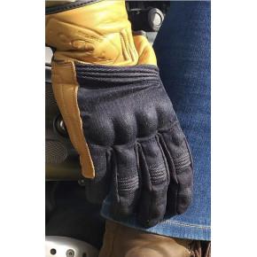 Cool Garage Caferacer denim motor handschoenen