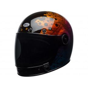 BELL Bullitt SE Hart Luck Helmet Gloss Metallic Bubbles