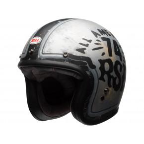 BELL Custom 500 SE Helmet RSD 74 Black/Silver