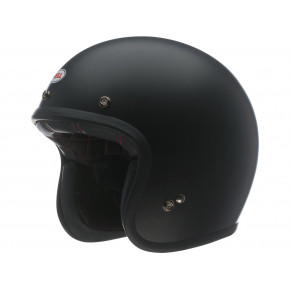 Bell Custom 500 mat zwart