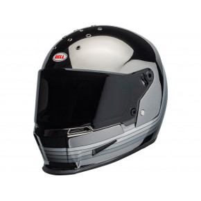 BELL Eliminator Helmet Spectrum Mat Black/Chrome