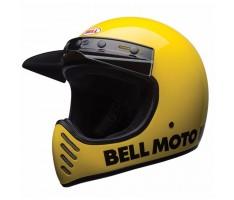 BELL Moto-3 Helmet Classic Yellow