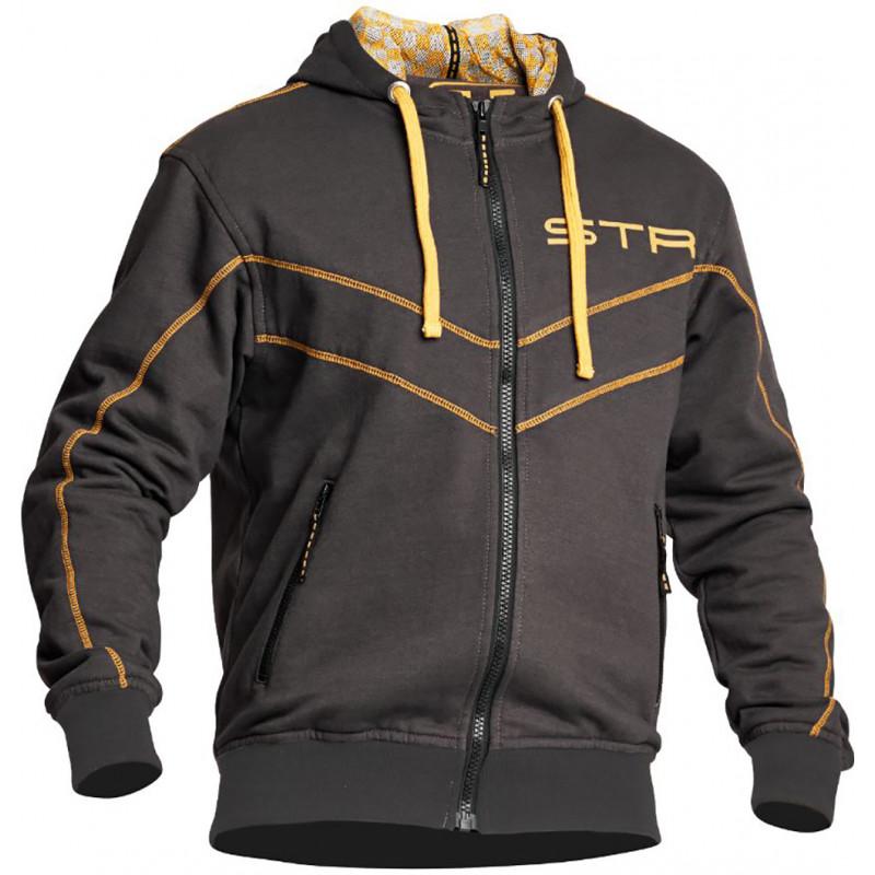 Lindstrands hoodie Check