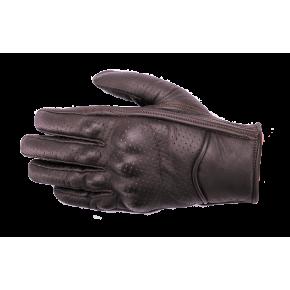 Seca Tabu handschoen bruin geperforeerd