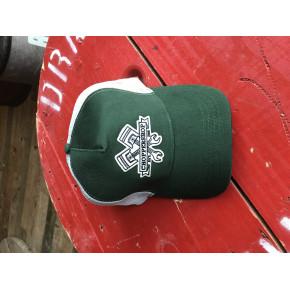 Choppershop cap groen