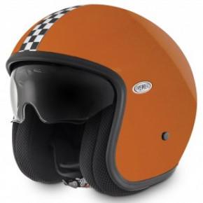 Premier vintage jethelm CK orange