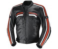 IXS EDWIN X-Jacket black/white/orange
