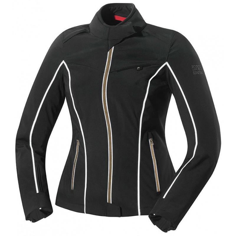 IXS SAMIRA  X-GTX  Jacket black/white