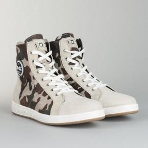 IXS ALLEGRA X-Boots beige motorsneakers