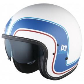IXS INDIANA X-Helmet HX 78 white/blue/flat