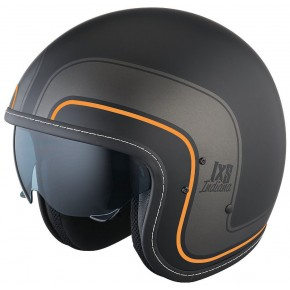 IXS INDIANA X-Helmet HX 78 flat/black/orange