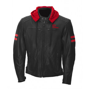 Rusty Stitches jack JARI Jack/Hoodie black/red