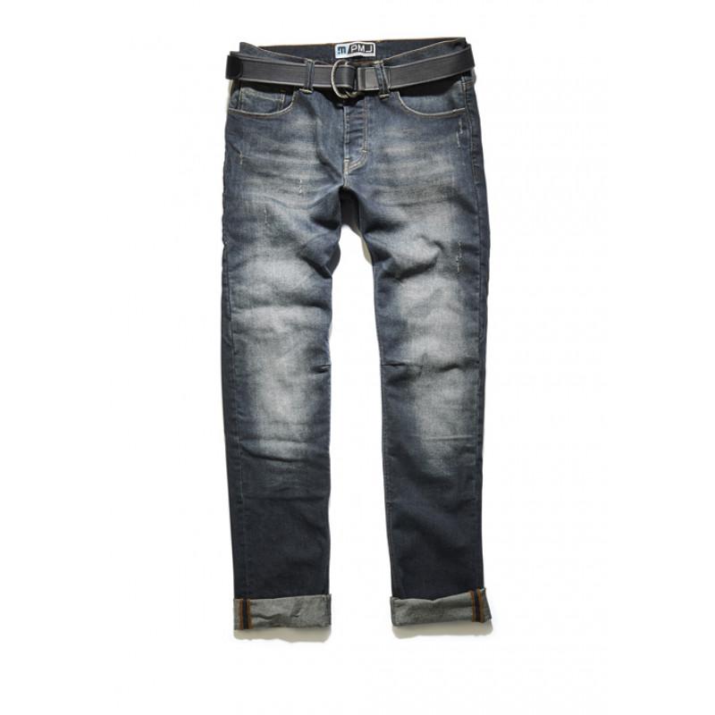 PMJ LEGEND  jeans caferacer denim