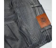 Pando Moto KARL black jeans