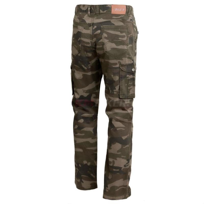 Seca jeans COMBO camo