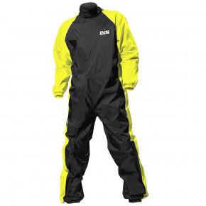 IXS rain suit Orca evo black/fluoyellow