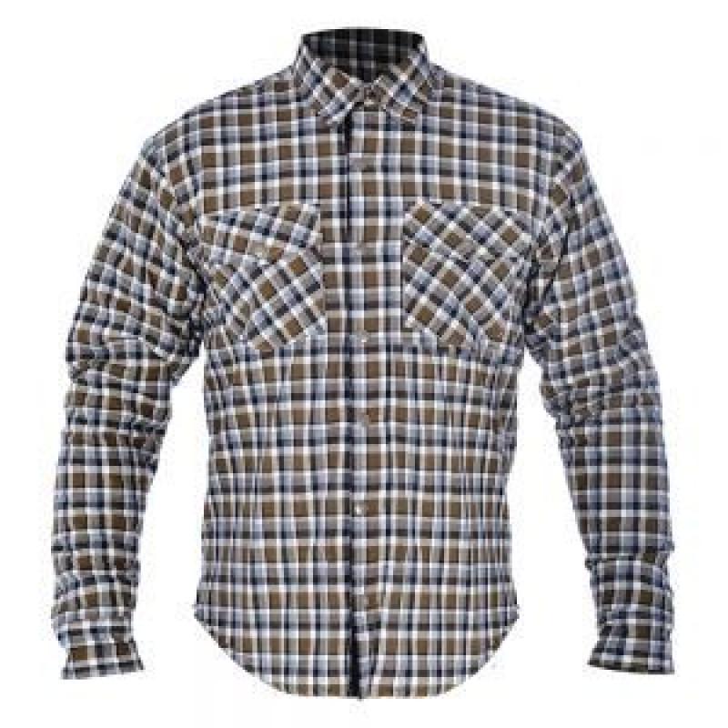 Oxford Kickback shirt khaki
