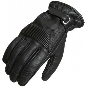 Lindstrands handschoen Lauder zwart
