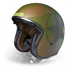 Origine Sprint army green jet helm