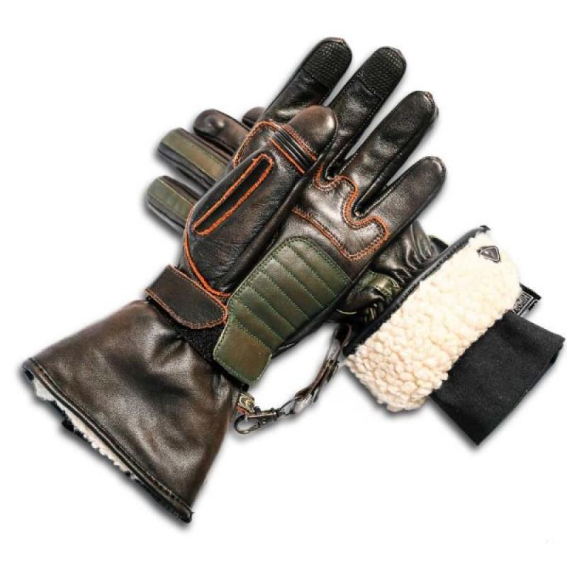 Bycity Oslo handschoen brown