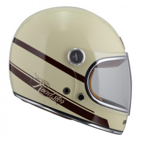 Bycity Roadster Red Strike helm