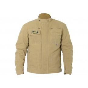 RST IOM Classic III TT Wax Jas Textiel sand