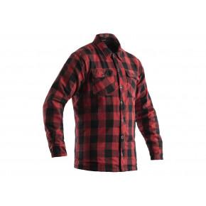 RST Lumberjack Aramid CE Textiel Jas Rood