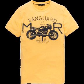 Vanguard R-neck Single Jersey geel