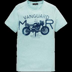 Vanguard R-neck Single Jersey groen
