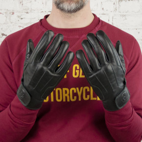 Age of Glory Rover gloves black