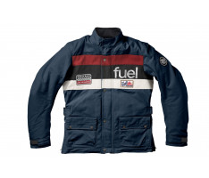 Fuel Rally Raid jacket blue