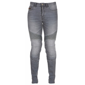 Furygan 6325-9 broek Jean lady Purdey grey