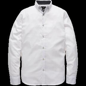 Vanguard overhemd CF solid bright white
