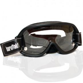 Baruffaldi helmbril Speed 4 zwart (met 2 glazen)